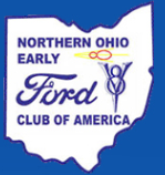 North East Ohio Early Fod V8 Club of America